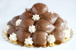 Profiteroles – Chocolate 1